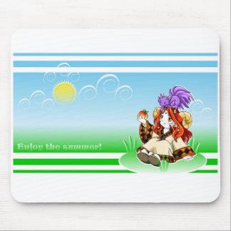 Enjoy the Summer Mousepads