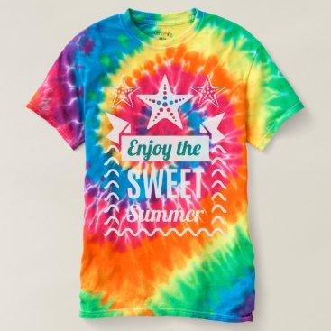 Beach Themed Enjoy the Sweet Summer. T-shirt