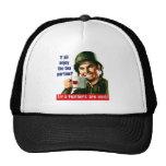 Enjoy the Tea Party? Mesh Hats