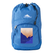 Enjoy the View Backpack