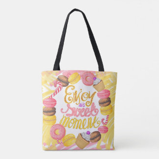 Enjoy This Sweet Moment Tote Bag