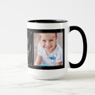 Enjoy Today Custom Photo Mug