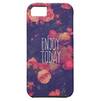 Enjoy Today iPhone SE/5/5s Case