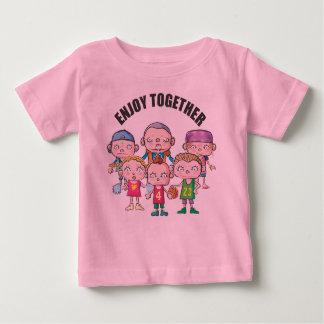 enjoy together baby T-Shirt