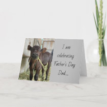 ENJOY YOUR DAY DAD & I LOVE YOU FATHER'S DAY CARD