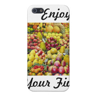 Enjoy your five a day case for iPhone 5