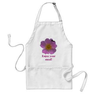 Enjoy your meal! adult apron