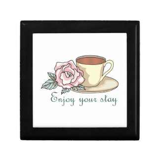 ENJOY YOUR STAY GIFT BOXES