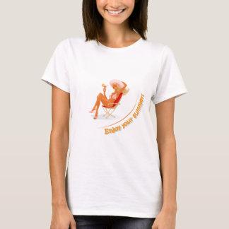 Enjoy your summer T-Shirt
