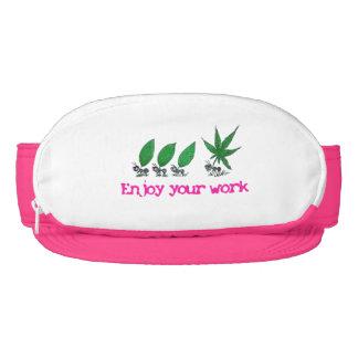 Enjoy your work visor