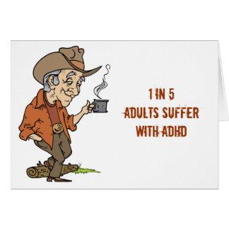 Enjoying ADHD Card