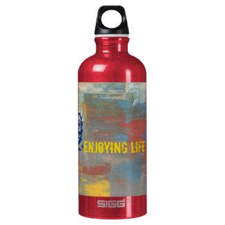 Enjoying Life Liberty Bottle SIGG Traveler 0.6L Water Bottle