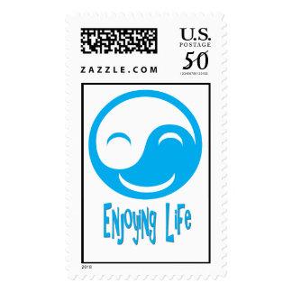 Enjoying LIfe Stamp