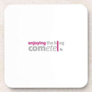 Enjoying the blog Commits the point Beverage Coaster