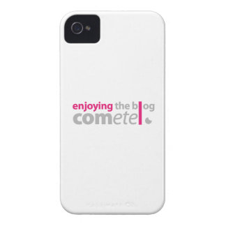 Enjoying the blog Commits the point iPhone 4 Case-Mate Case