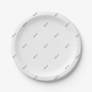 Enjoying the blog Commits the point Paper Plate