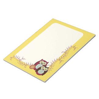 Enjoying the Sunshine Notepad