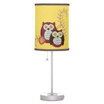 Enjoying the Sunshine Owl Lamp