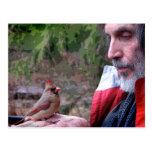 Enlace con señora Cardinal Postal