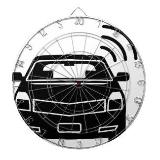 Enlace por satélite Wifi del sensor del coche