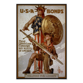 Enlaces de guerra póster