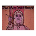 Enlaces de la compra de Juana de Arco WWII Postal