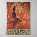 Enlaces de la libertad de WWI Impresiones