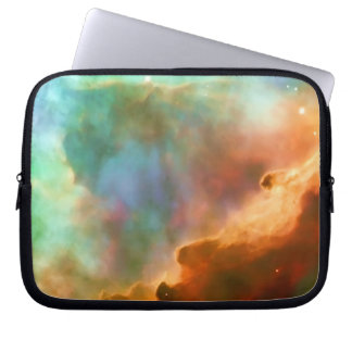 Enlarged Region of The Omega Nebula Computer Sleeves