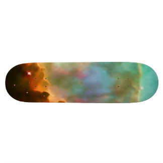 Enlarged Region of The Omega Nebula Skateboard Decks