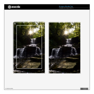 Enlighten Kindle Fire Skin