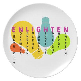Enlighten Plate