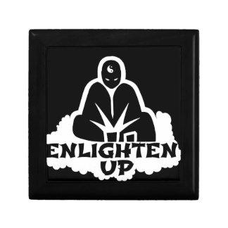 Enlighten Up Trinket Box