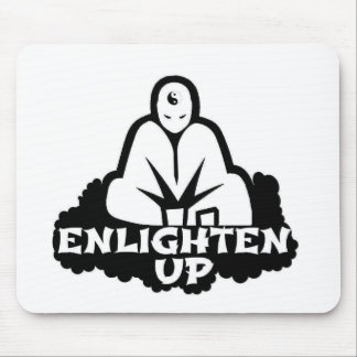 Enlighten Up Mouse Pads