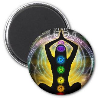 Enlightened 2 Inch Round Magnet
