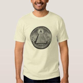 Enlightened All Seeing Eye T-shirt