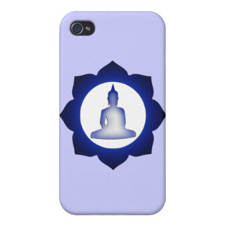 Enlightened Buddha iPhone 4 Cover