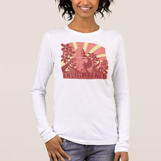 Enlightened Buddha Long Sleeve T-Shirt