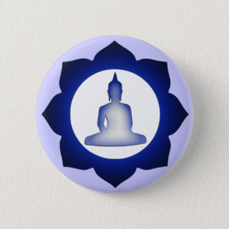 Enlightened Buddha Pinback Button