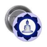 Enlightened Buddha Pins