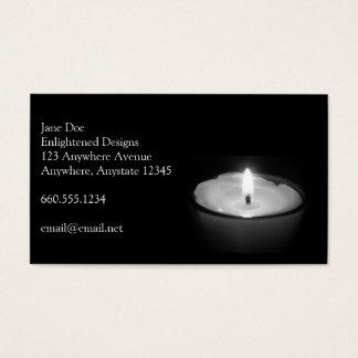 Enlightened Business Card