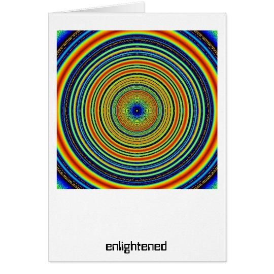 Enlightened Card