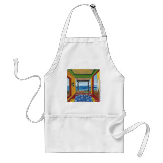 Enlightened Chef ©2016 Soul Surfers Collection Adult Apron