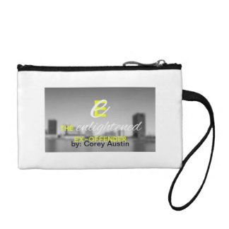 Enlightened Ex-Offender Key/coin clutch Coin Wallets