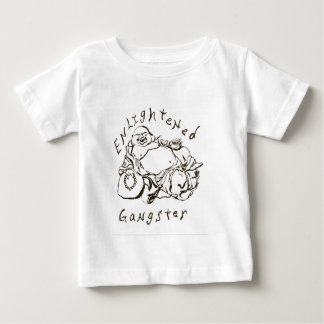 Enlightened Gangster Buddha Baby T-Shirt