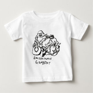 Enlightened Gangster buddha tattoo Baby T-Shirt