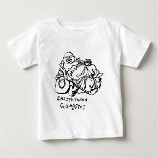 Enlightened Gangster buddha tattoo Baby T-Shirt