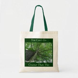 Enlightened Shopper Budget Tote Bag