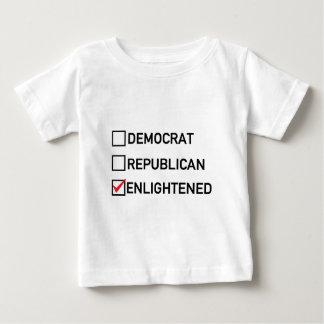 Enlightened Vote Baby T-Shirt