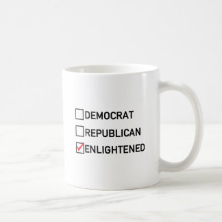 Enlightened Vote Coffee Mug