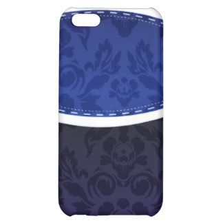Enlightening Blue floral wedding gift iPhone 5C Cover